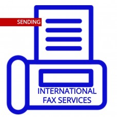 Sending International Fax Services