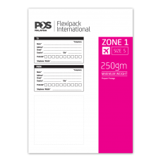 Flexipack International Zone 1 (S)