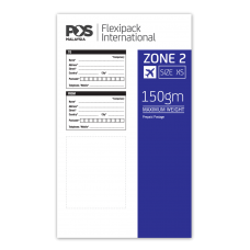 Flexipack International Zone 2 (XS)